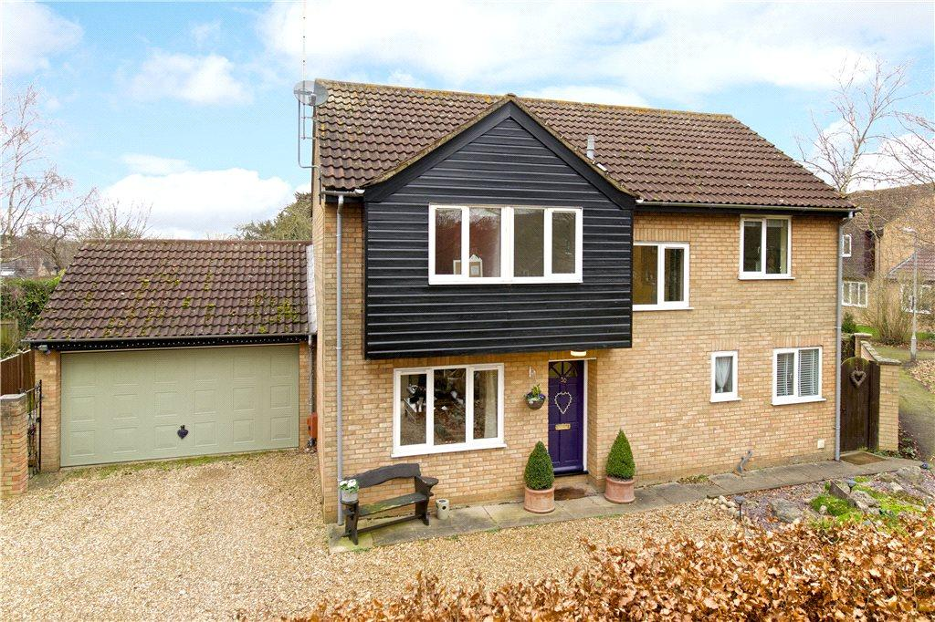4 Bedrooms Detached House for sale in Carters Close, Sherington, Newport Pagnell, Buckinghamshire