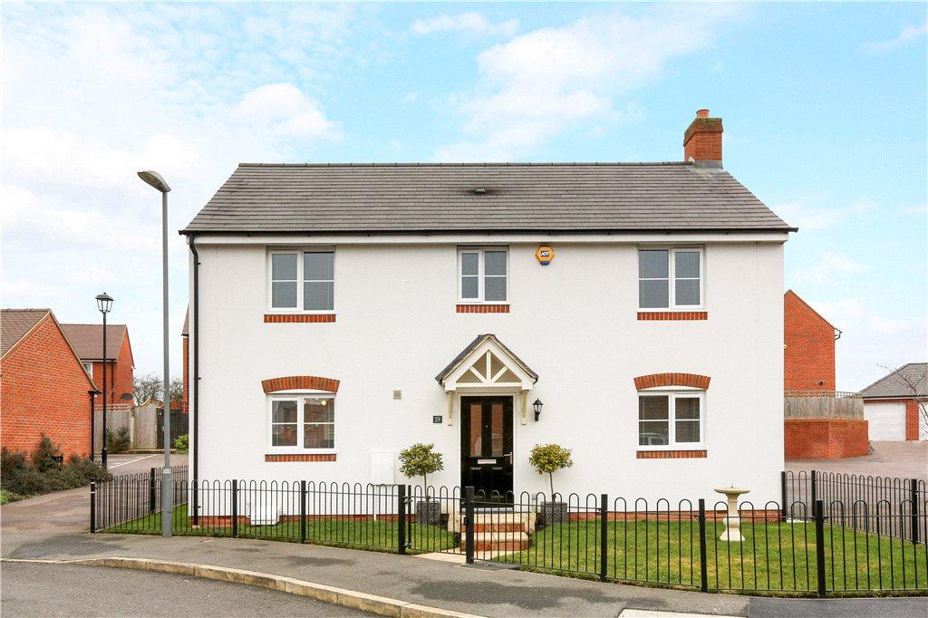 4 Bedrooms Detached House for sale in Ossulbury Lane, Aylesbury, Buckinghamshire