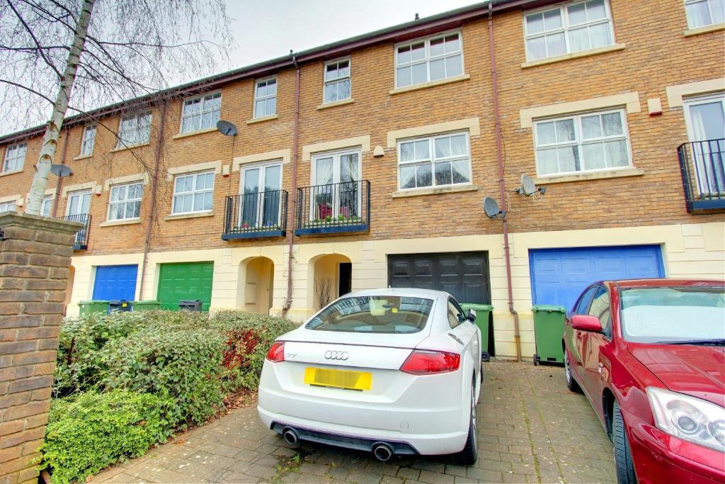 3 Bedrooms Town House for sale in Nant-Y-Wedal, Roath Park, Cardiff
