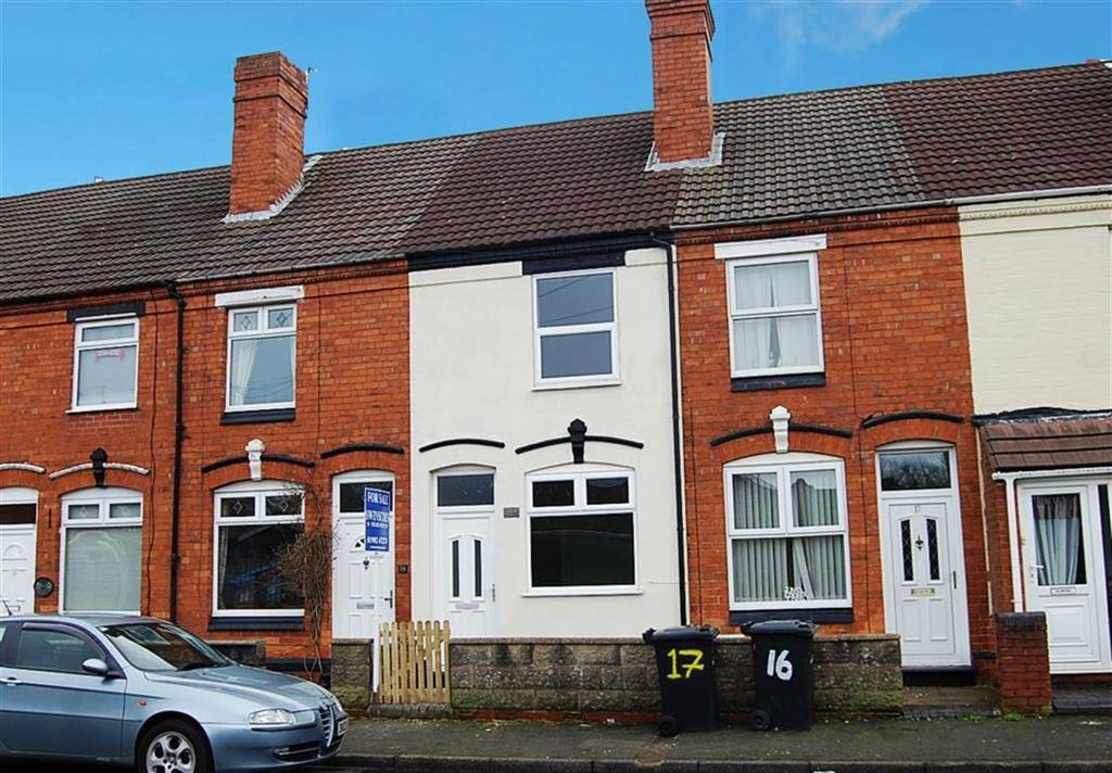 2 Bedrooms Terraced House for sale in School Street, Sedgley