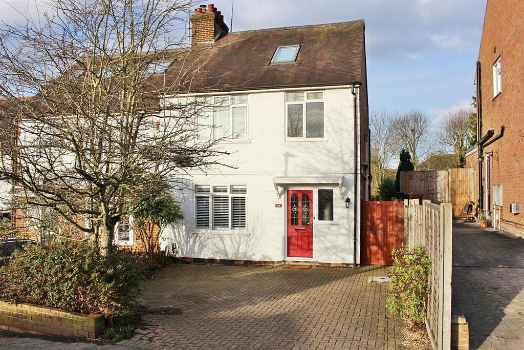 4 Bedrooms Semi Detached House for sale in Waverley Road, St. Albans
