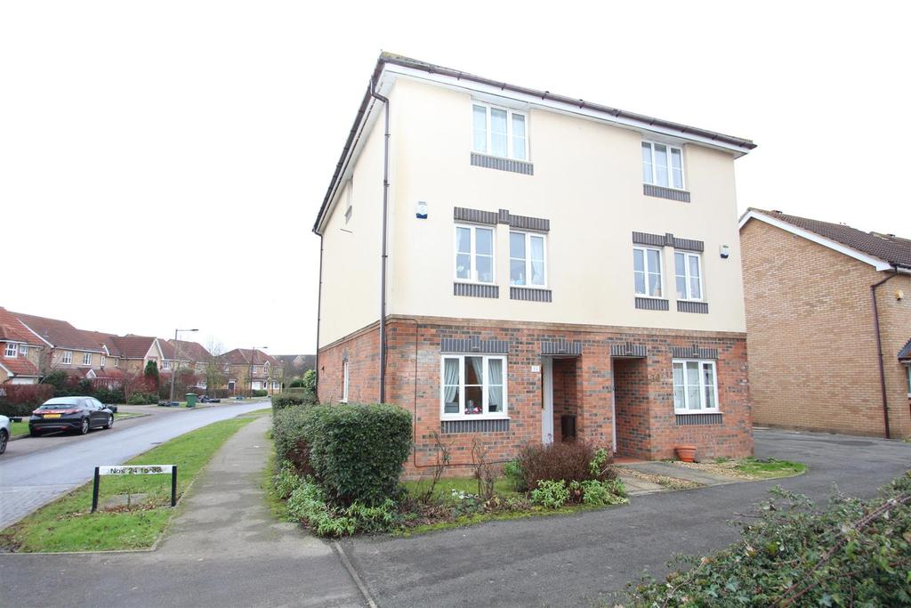 3 Bedrooms House for sale in Blanchland Circle, Monkston, Milton Keynes