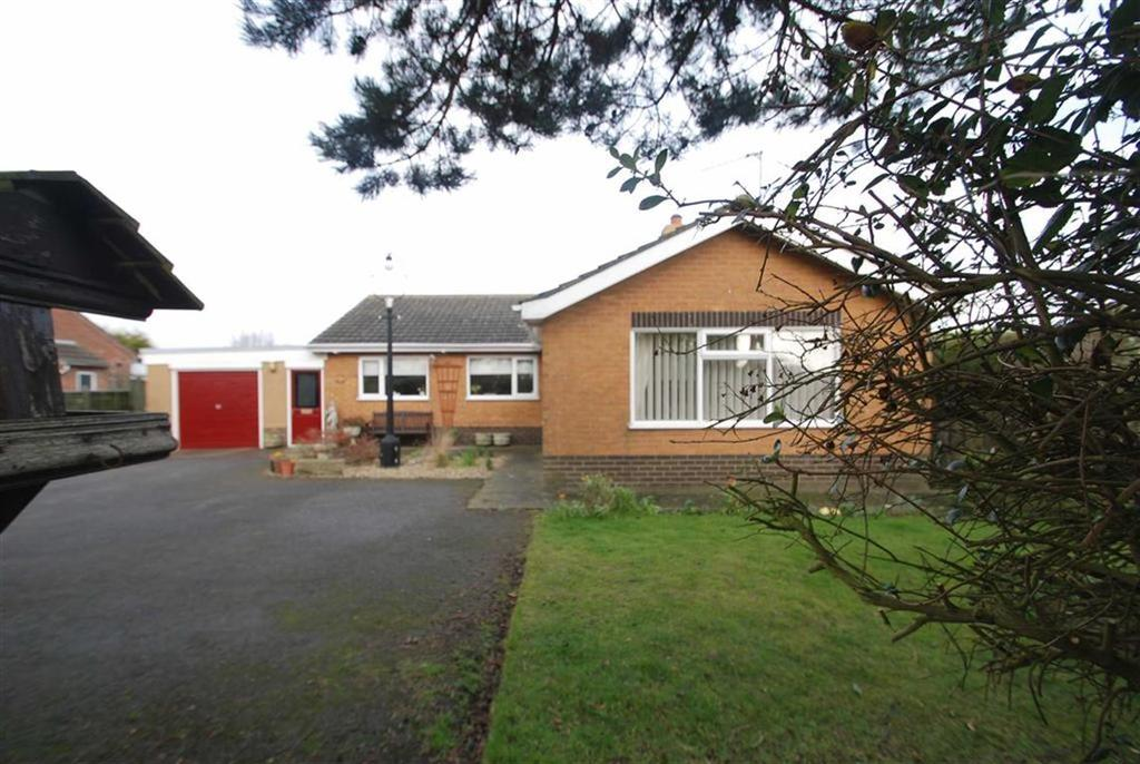 3 Bedrooms Detached Bungalow for sale in Station Road, Willoughby, Alford