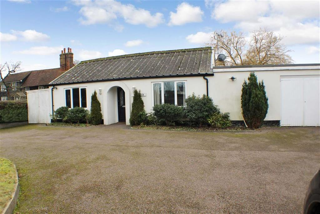 3 Bedrooms Detached Bungalow for sale in Sleapshyde Lane, St Albans, Hertfordshire