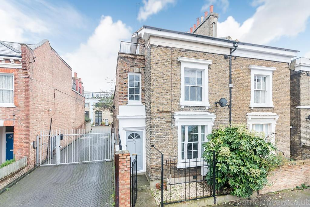 4 Bedrooms End Of Terrace House for sale in Kenbury Street, SE5