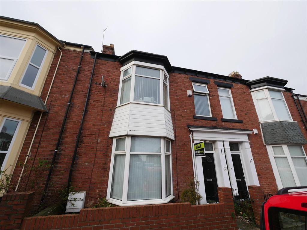 3 Bedrooms Terraced House for sale in Otto Terrace, Sunderland