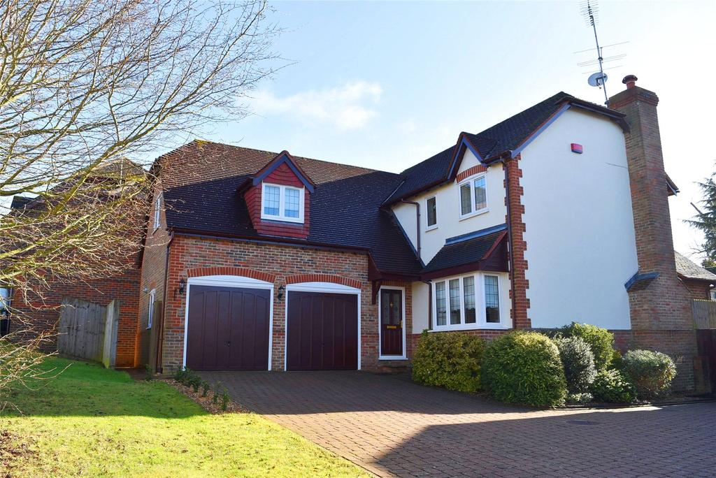 5 Bedrooms Detached House for sale in Phoebes Orchard, Stoke Hammond
