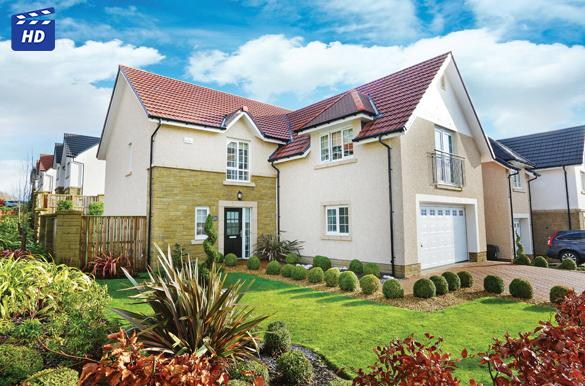 5 Bedrooms Detached House for sale in 24 Balglass Drive, Balfron, G63 0UA