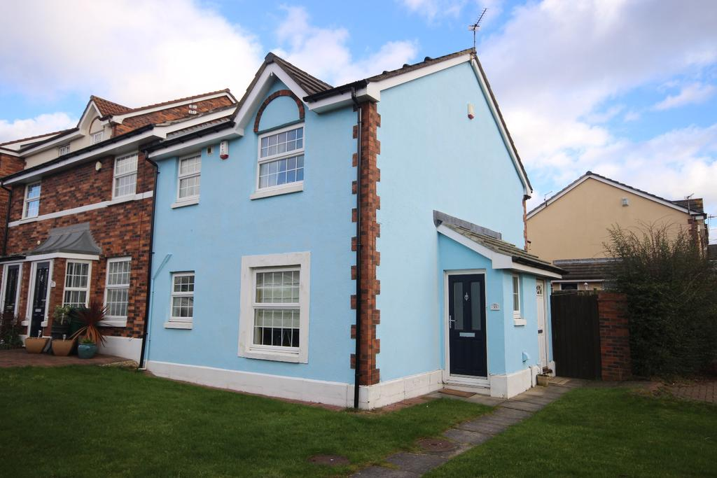 1 Bedroom Semi Detached House for sale in Chathill Close, West Monkseaton, Whitley Bay, NE25
