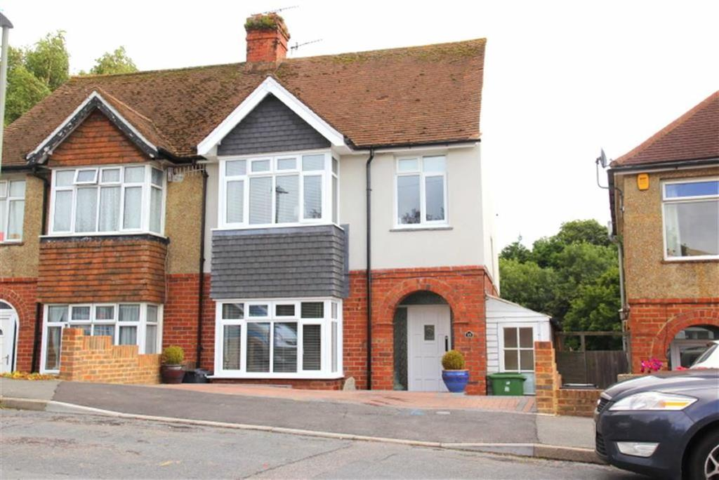 3 Bedrooms Semi Detached House for sale in Upper Glen Road, St Leonards On Sea