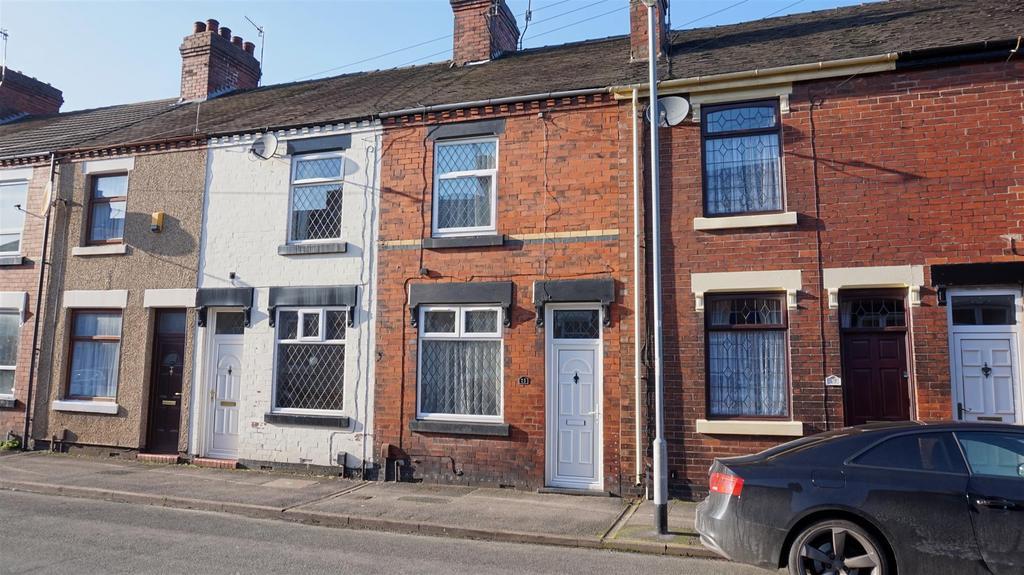 2 Bedrooms Terraced House for sale in Keeling Street, Wolstanton, Newcastle, Staffs