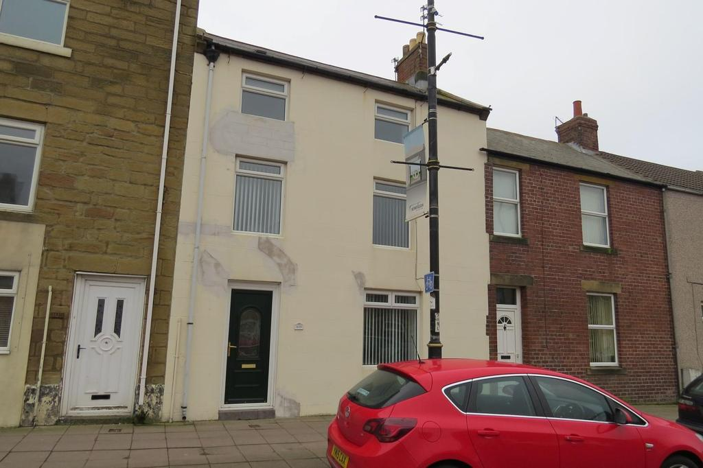 3 Bedrooms Terraced House for sale in Front Street, Newbiggin-By-The-Sea