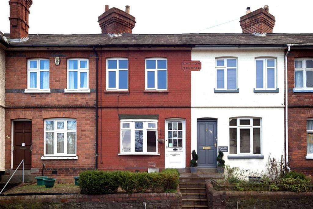 3 Bedrooms Terraced House for sale in Ledbury Road, LEDBURY ROAD, Hereford, Hereford
