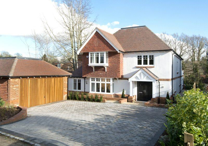 5 Bedrooms Detached House for sale in Wildernesse Mount, Sevenoaks, Kent, TN13