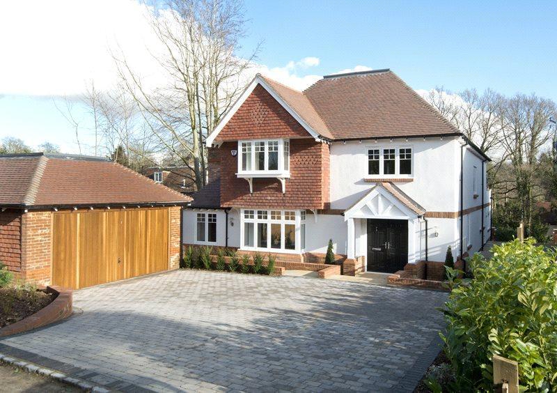 5 Bedrooms Detached House for sale in Wildernesse Mount, Sevenoaks, Kent, TN13
