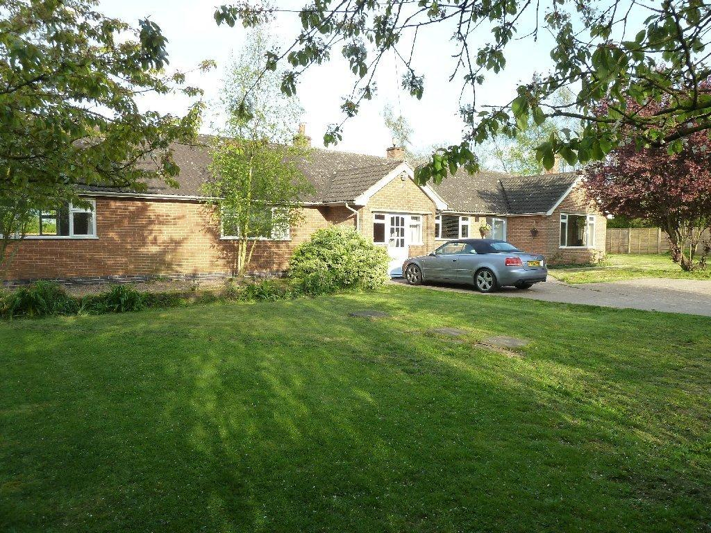 4 Bedrooms Detached Bungalow for sale in Wymeswold