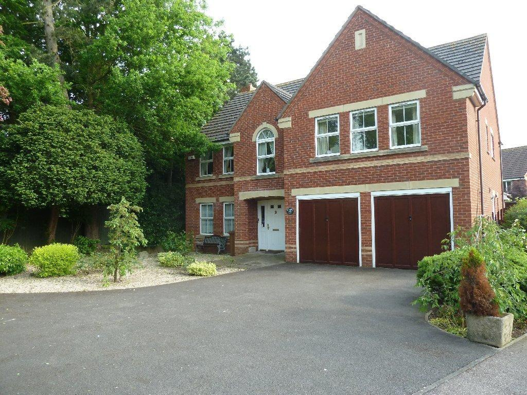 5 Bedrooms Detached House for sale in Essex Close, Melton Mowbray