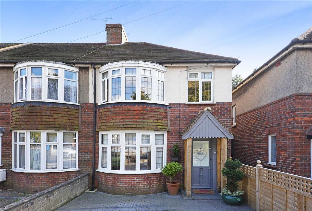 3 Bedrooms End Of Terrace House for sale in Victoria Road, Portslade