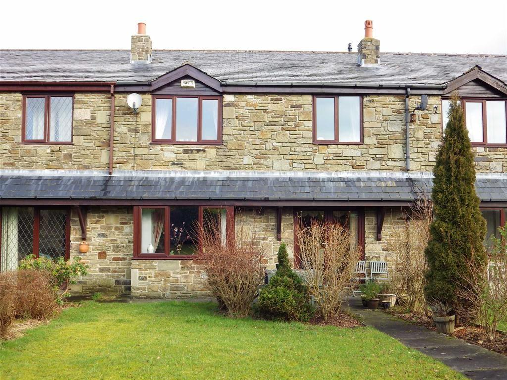 3 Bedrooms Terraced House for sale in Johnny Barn Cottages, Higher Cloughfold, Rossendale, Lancashire, BB4