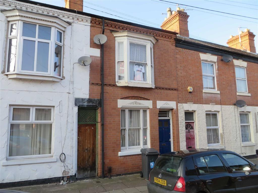 2 Bedrooms Terraced House for sale in Carlisle Street, Leicester