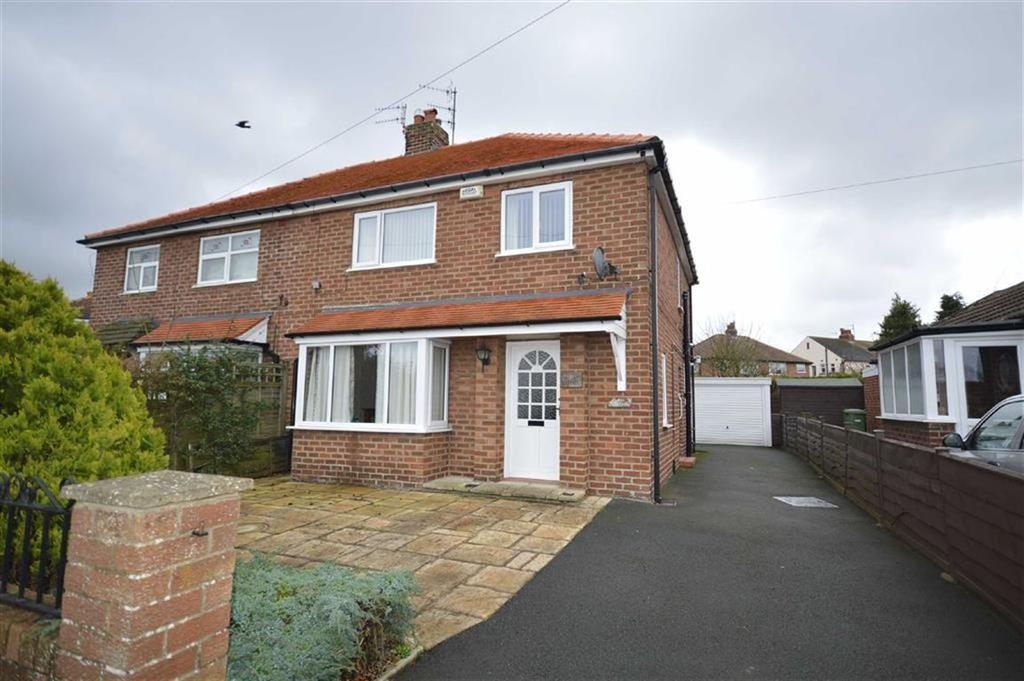 3 Bedrooms Semi Detached House for sale in Fieldstead Crescent, Scarborough
