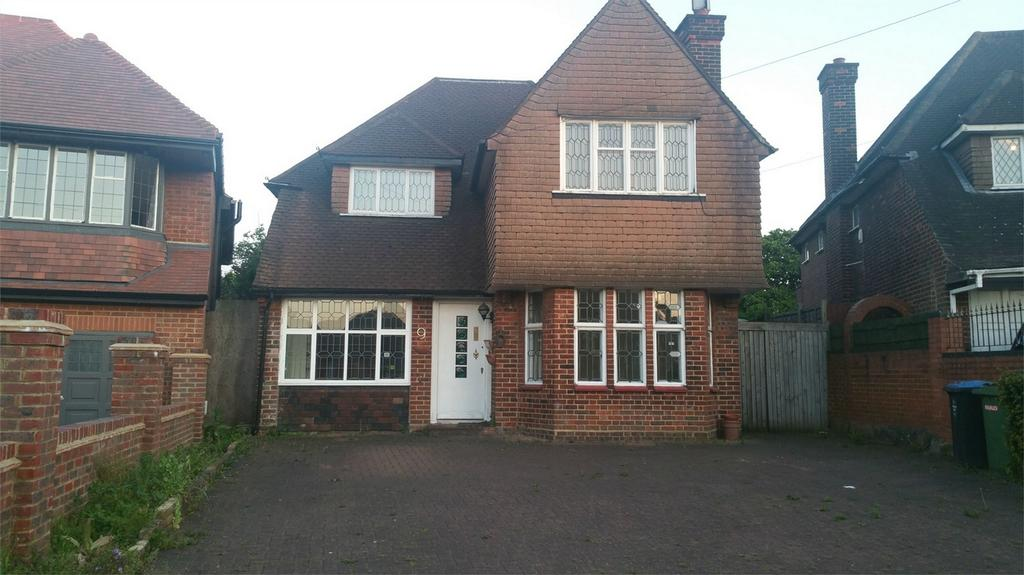 5 Bedrooms Detached House for sale in Greenhill, WEMBLEY, Middlesex