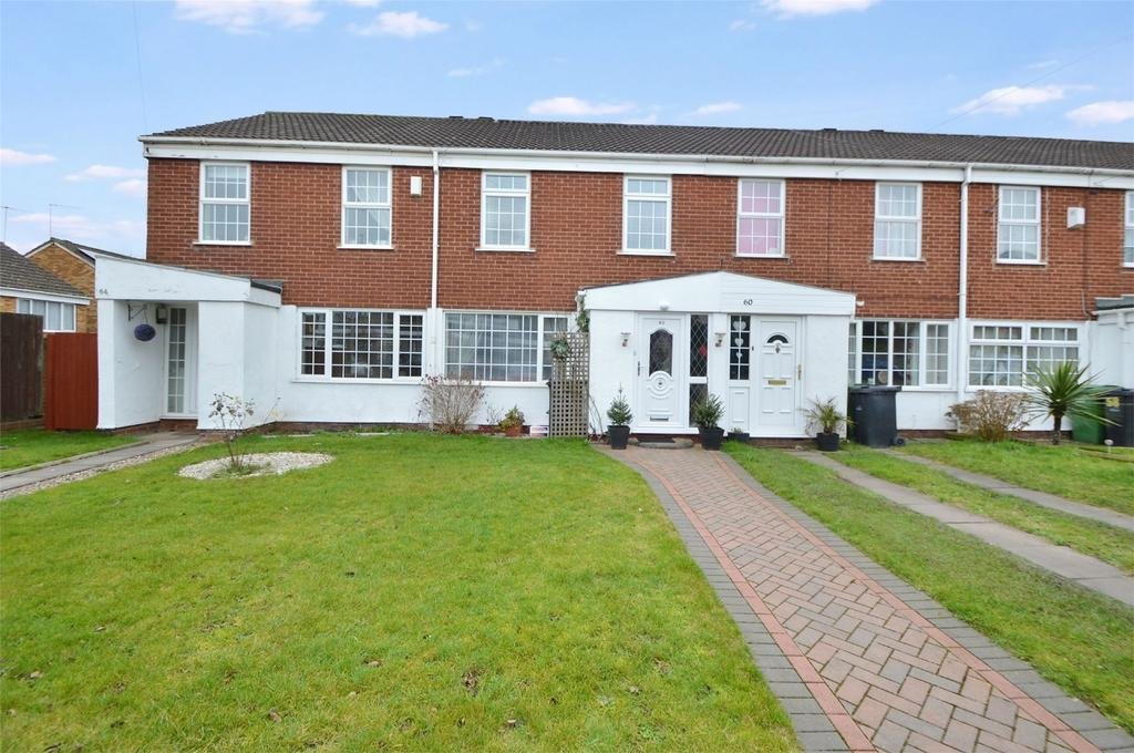 3 Bedrooms Terraced House for sale in Audnam, Wordsley, STOURBRIDGE, West Midlands