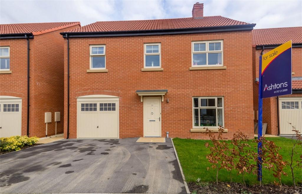 4 Bedrooms Detached House for sale in Fairfield Link, Sherburn in Elmet, LEEDS, North Yorkshire