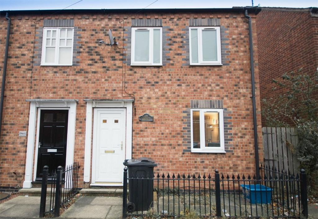 2 Bedrooms End Of Terrace House for sale in Kitchener Street, SELBY, North Yorkshire
