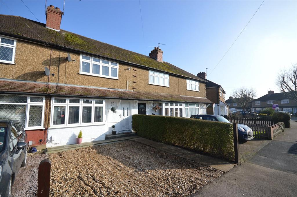 2 Bedrooms Terraced House for sale in Briar Road, Garston, Hertfordshire, WD25