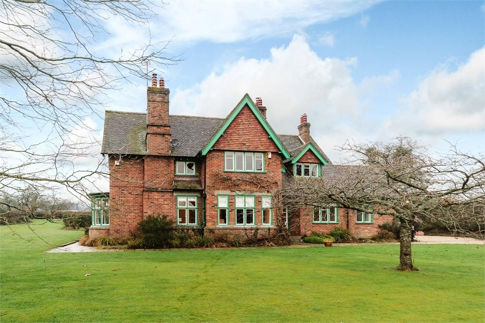 4 Bedrooms Detached House for sale in Eardisley, Herefordshire