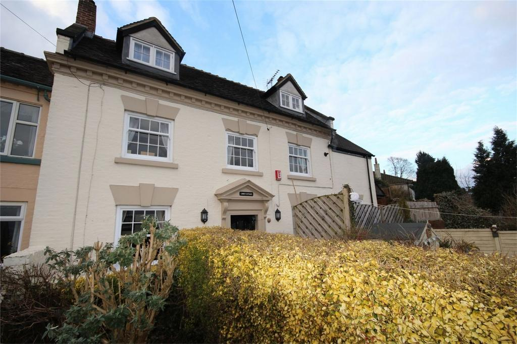3 Bedrooms Link Detached House for sale in Prince George Street, Cheadle, Staffordshire