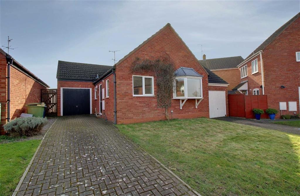 2 Bedrooms Detached Bungalow for sale in Chester Close, Apperley, Gloucester
