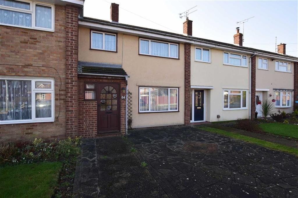3 Bedrooms Terraced House for sale in Wood Road, Heybridge, Maldon, Essex