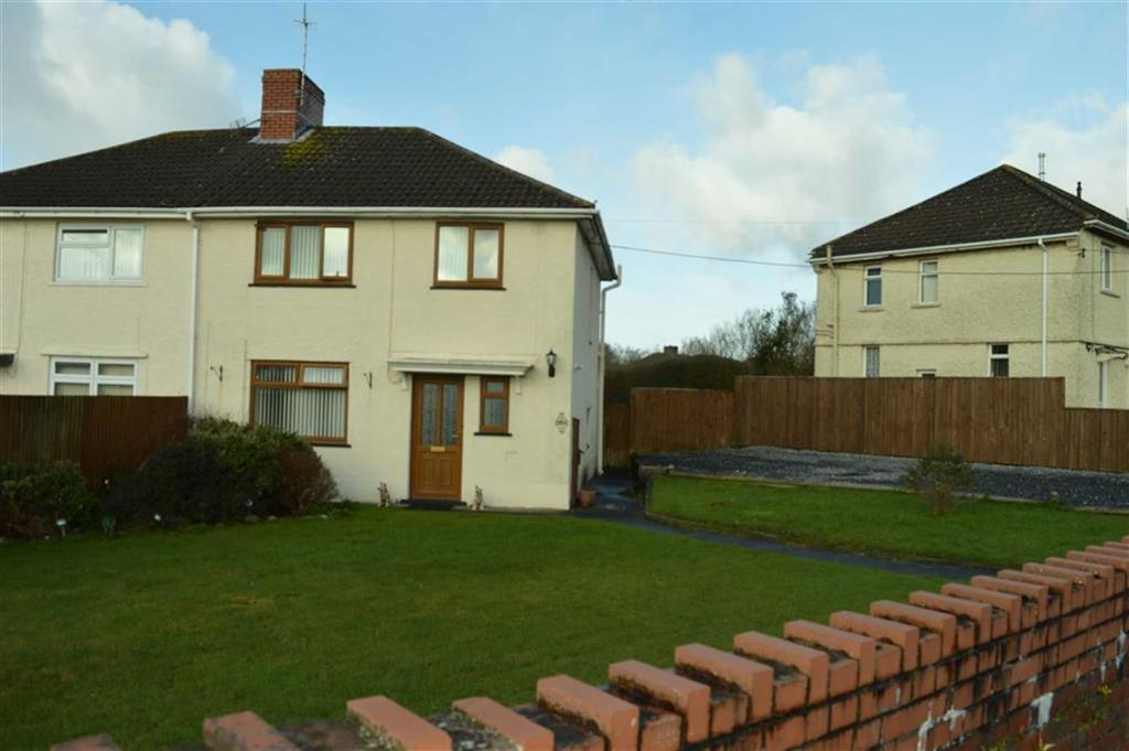 3 Bedrooms Semi Detached House for sale in Brynamlwg Road, Swansea, SA4