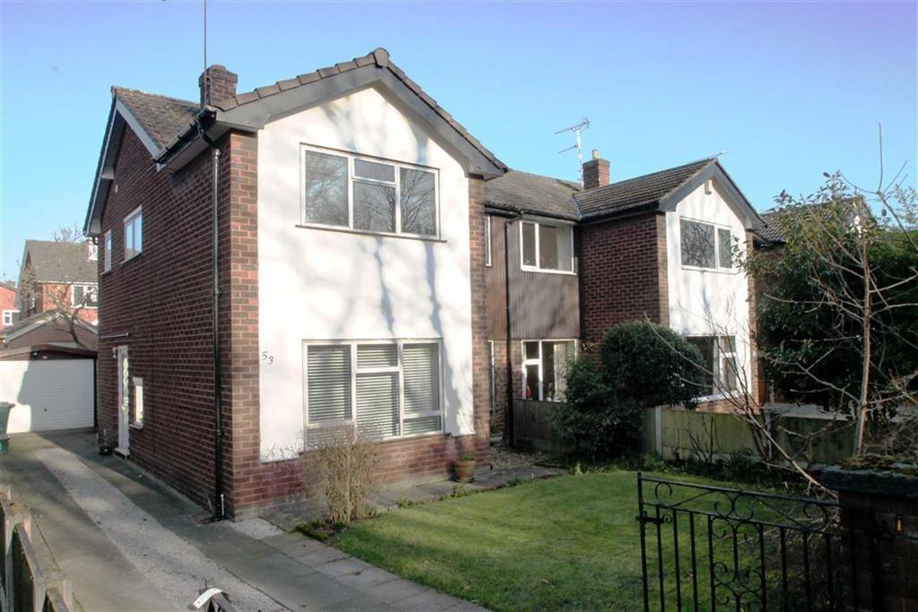 3 Bedrooms Semi Detached House for sale in Pearl Lane, Vicars Cross