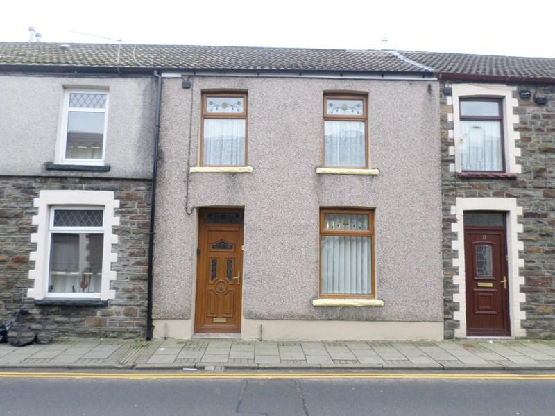 3 Bedrooms Terraced House for sale in River Terrace, Porth