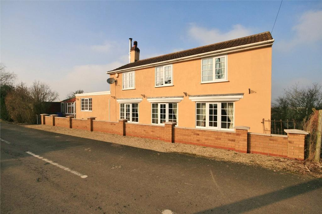 3 Bedrooms Detached House for sale in Sutterton Drove, Amber Hill, PE20