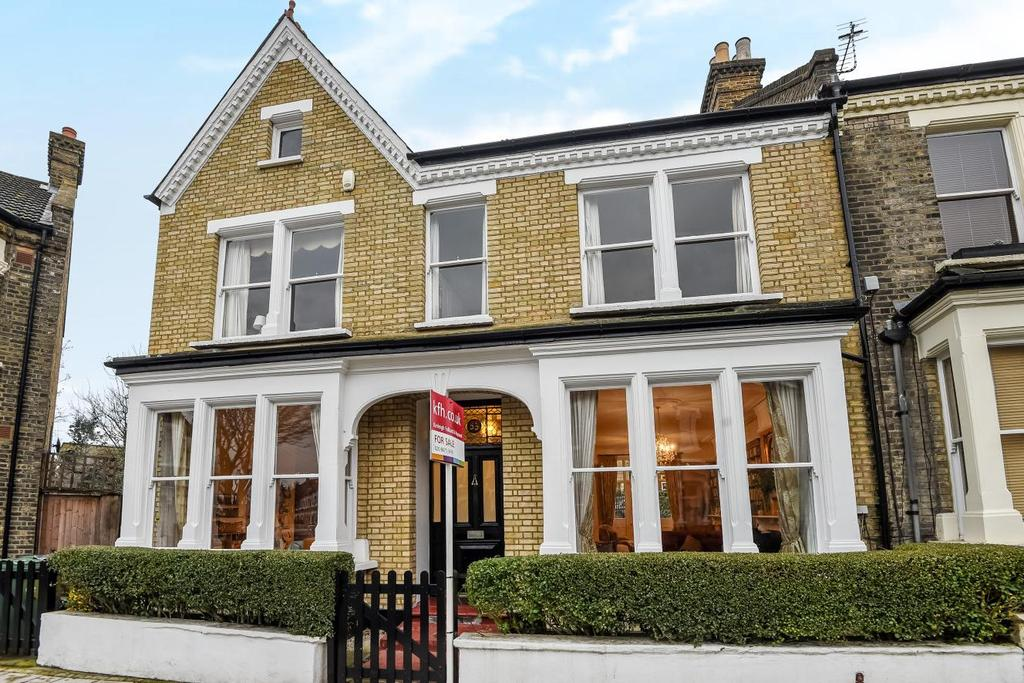 4 Bedrooms Semi Detached House for sale in Leander Road, Brixton, SW2