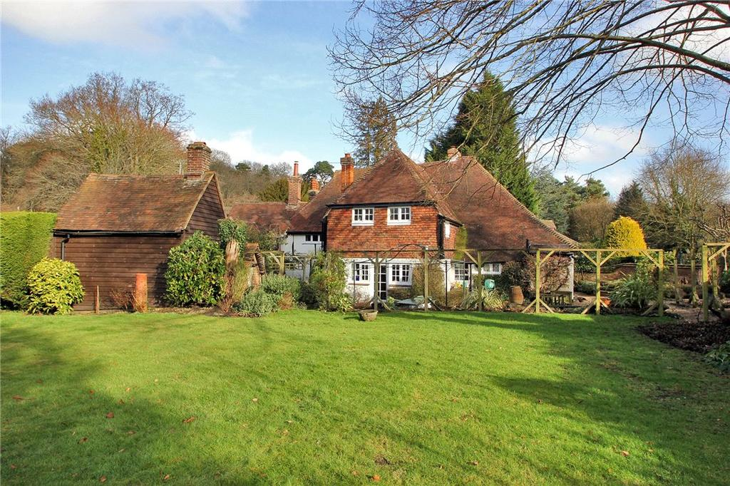 5 Bedrooms Detached House for sale in Bone Ashe Lane, Platt, Sevenoaks, TN15