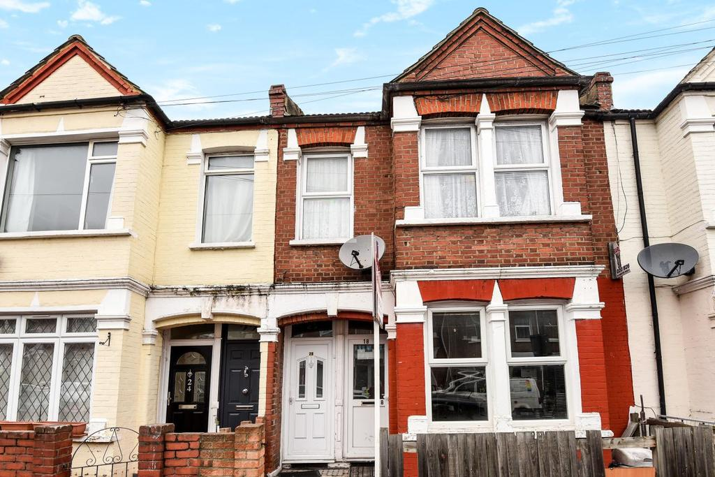 2 Bedrooms Flat for sale in Bickley Street, Tooting, SW17