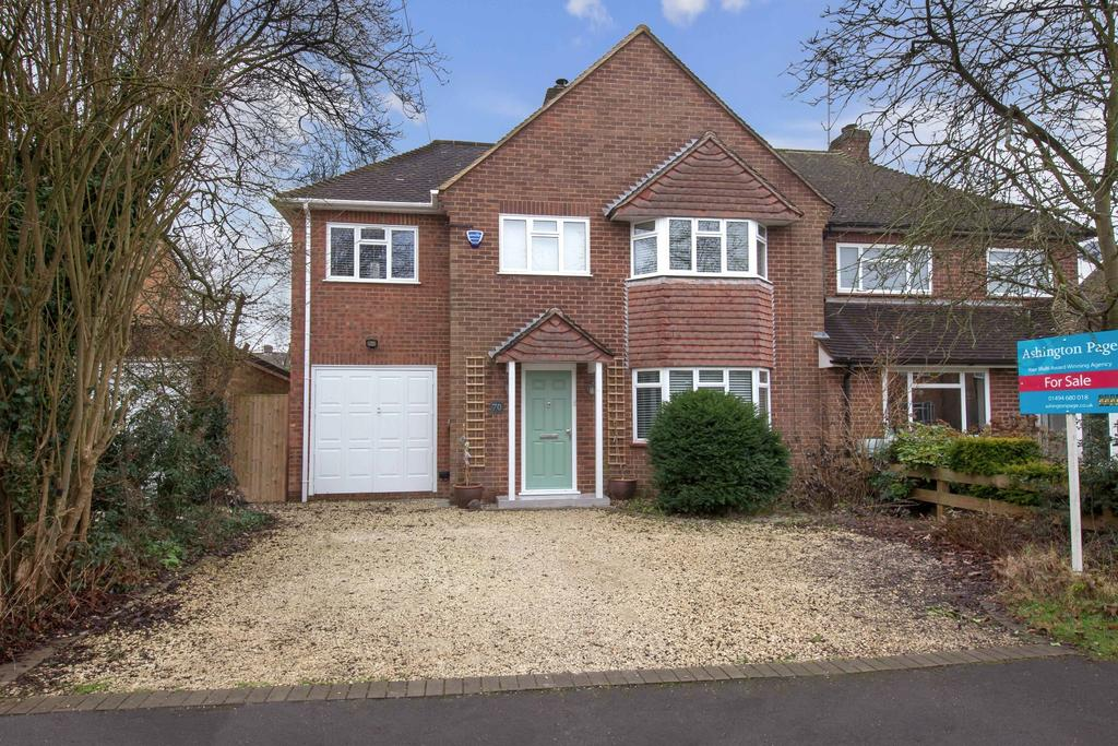 4 Bedrooms Semi Detached House for sale in Beaconsfield