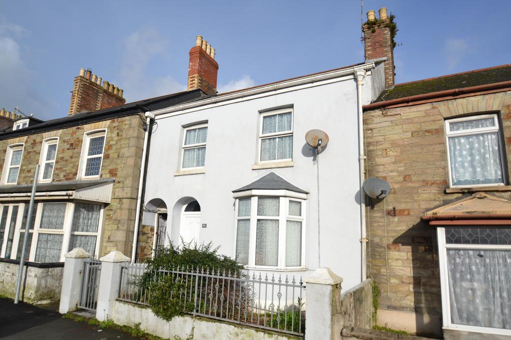 4 Bedrooms Terraced House for sale in Higher Bore Street, Bodmin