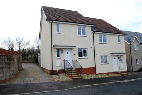 3 bedroom semi-detached house for sale - Rogers Crescent, Bideford
