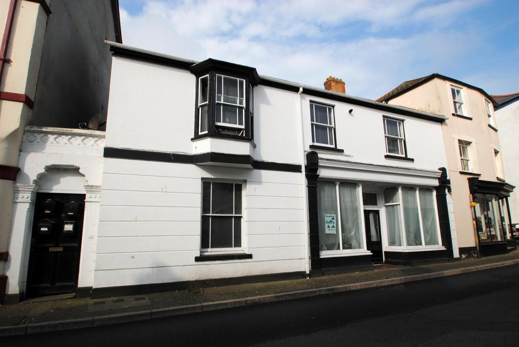 1 Bedroom Apartment Flat for sale in Buttgarden Street, Bideford