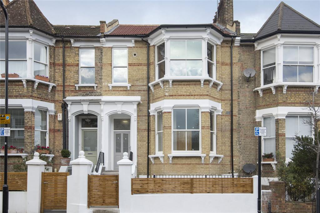3 Bedrooms Flat for sale in Ickburgh Road, London, E5