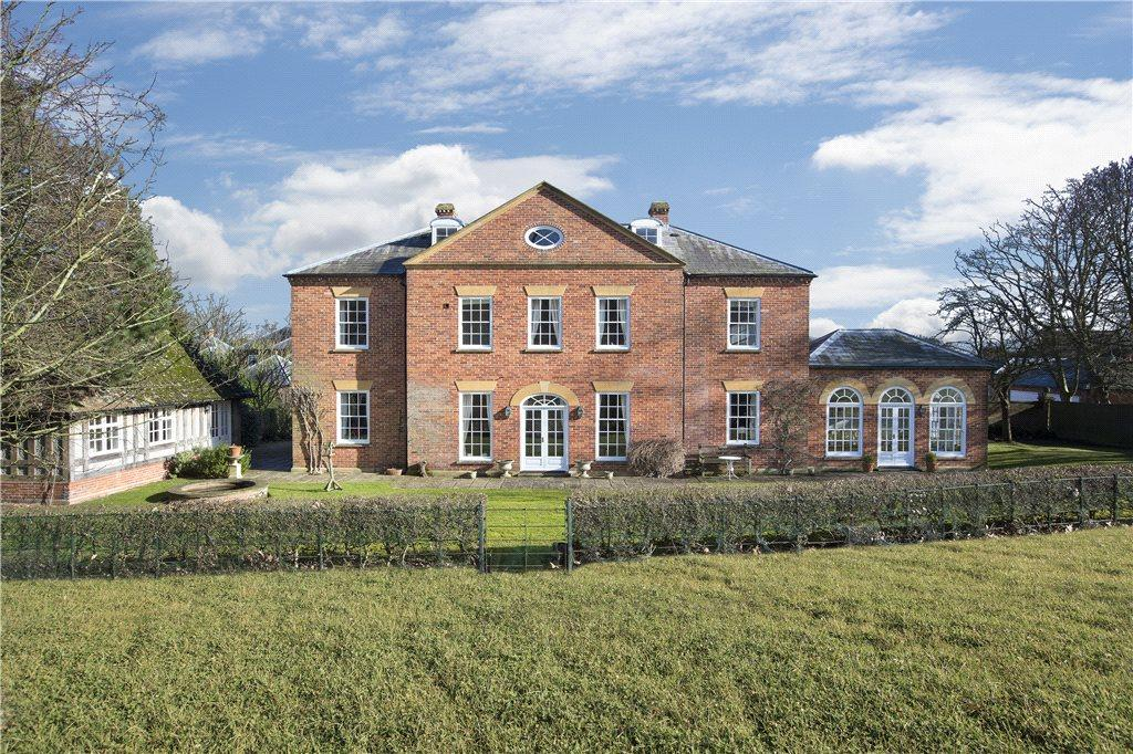 5 Bedrooms Detached House for sale in St. Peters Lane, Dumbleton, Evesham, Worcestershire, WR11