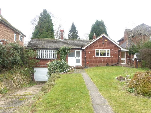 3 Bedrooms Detached Bungalow for sale in Weeford Road,Four Oaks,Sutton Coldfield