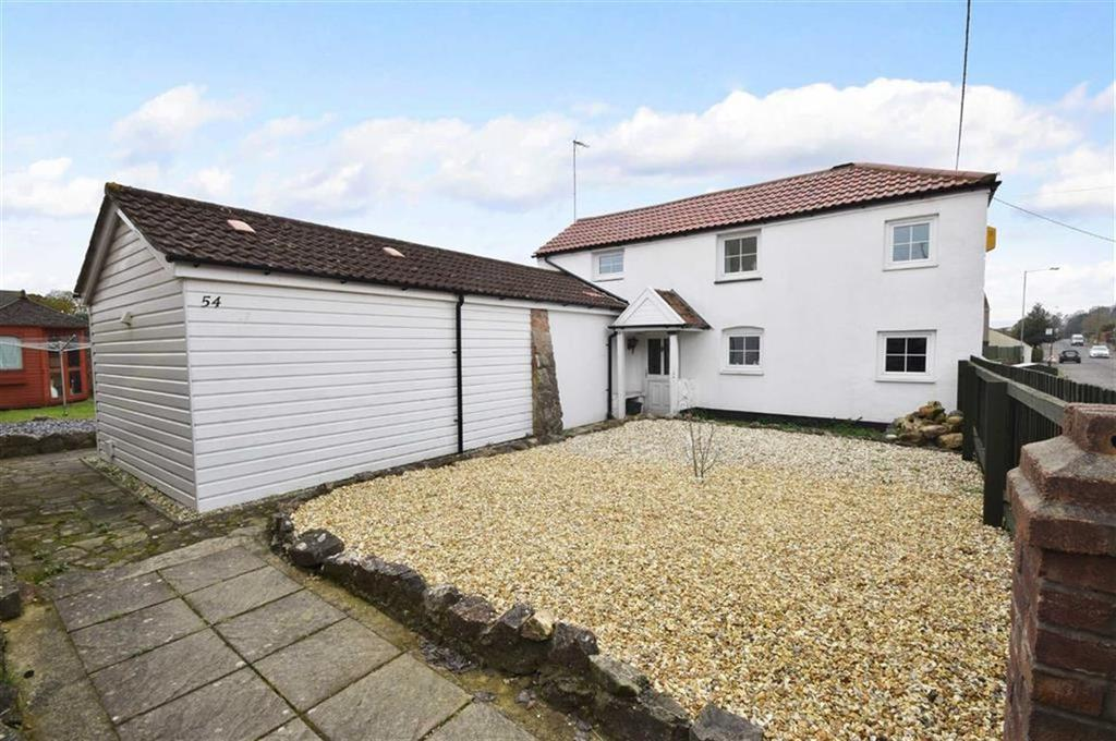 4 Bedrooms Detached House for sale in Main Road, Portskewett, Monmouthshire