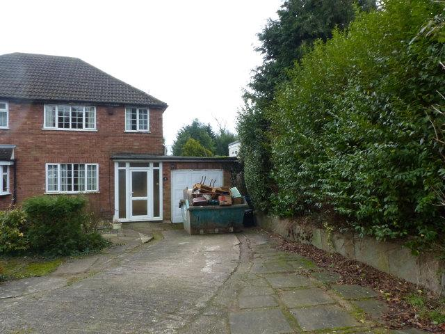3 Bedrooms Semi Detached House for sale in Mayland Drive,Streetly,Sutton Coldfield